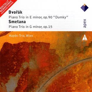 Dvorak : trio pour piano op.90