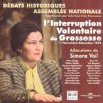 Vente AudioBook : L'interruption volontaire de grossesse  - Simone Veil