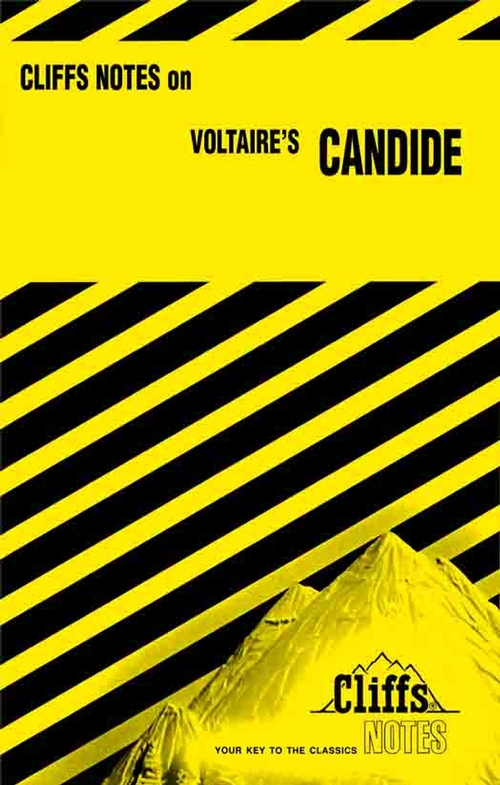 CliffsNotes on Voltaire's Candide