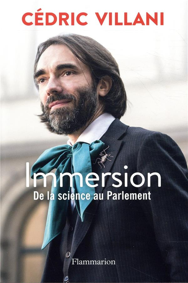 Immersion ; de la science au Parlement