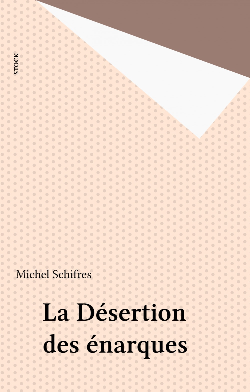 La desertion des enarques