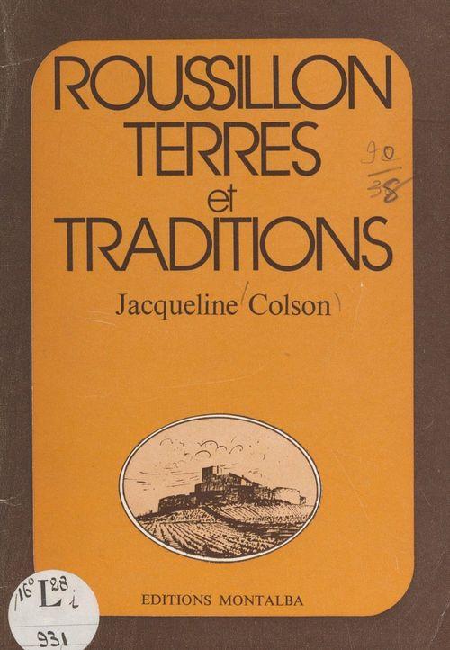 Roussillon  - Jacqueline Colson
