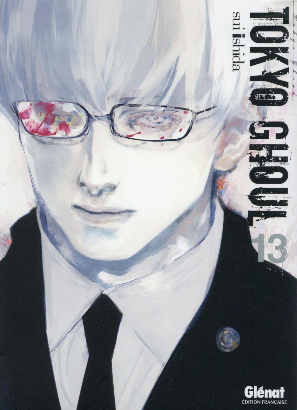 Tokyo ghoul t.13