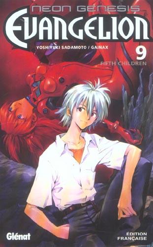 Neon-Genesis Evangelion - Tome 09