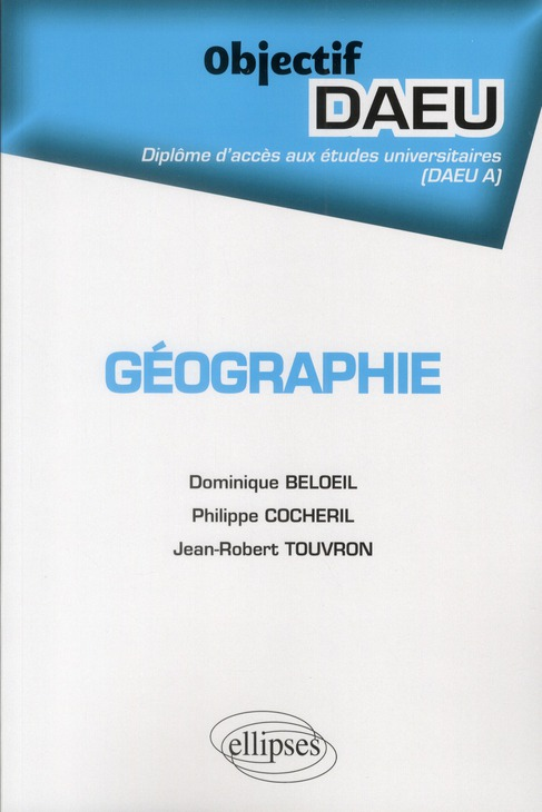 Geographie Daeu A