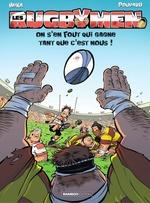 Vente Livre Numérique : Les Rugbymen - Tome 17 - On s´en fout qui gagne tant que c´est nous !  - Béka