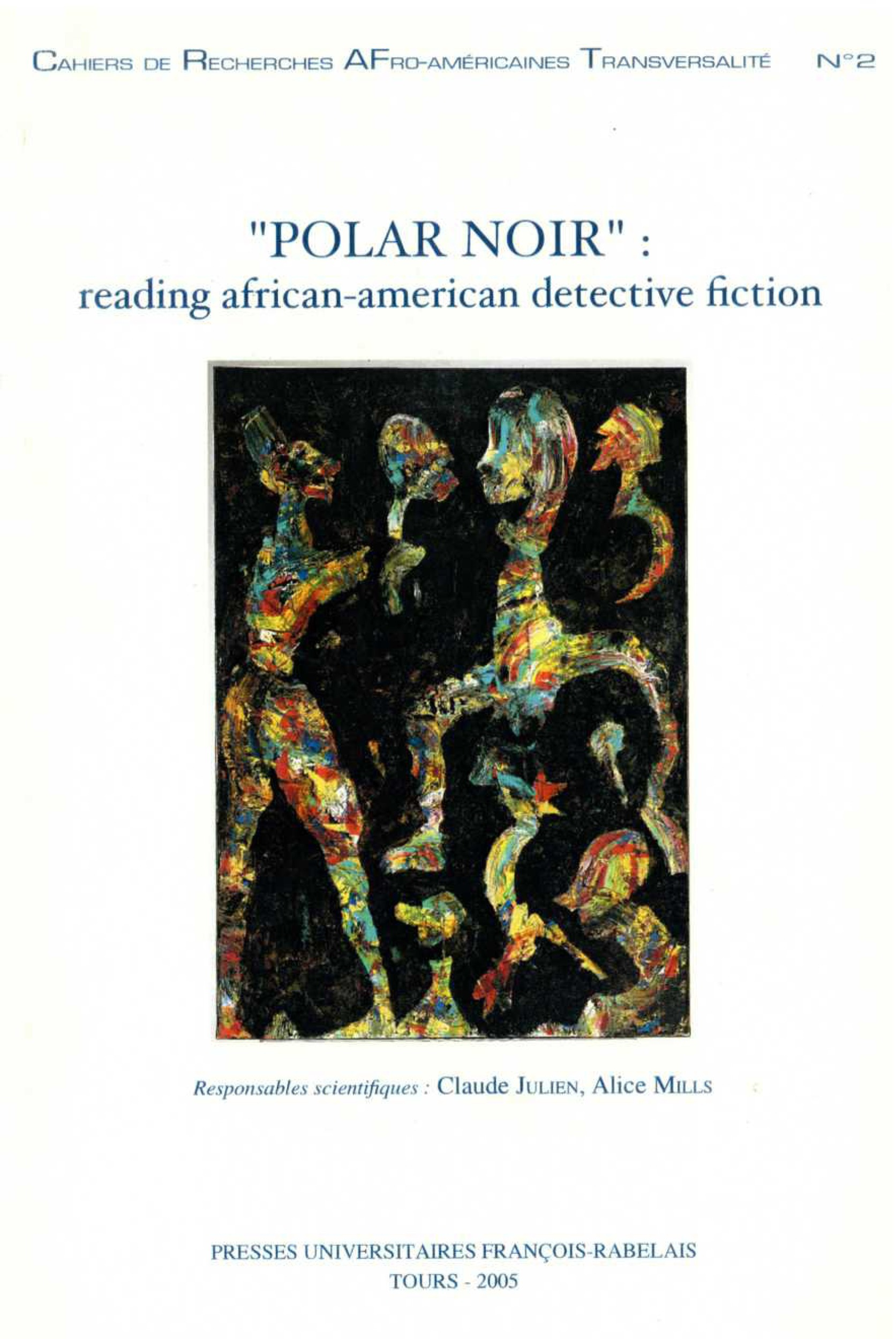 Polar noir reading african american detective fiction