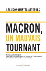 Vente EBooks : Macron, un mauvais tournant  - Économistes atterrés
