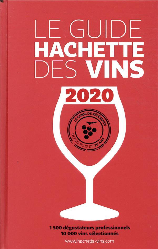 Le guide Hachette des vins (édition 2020)