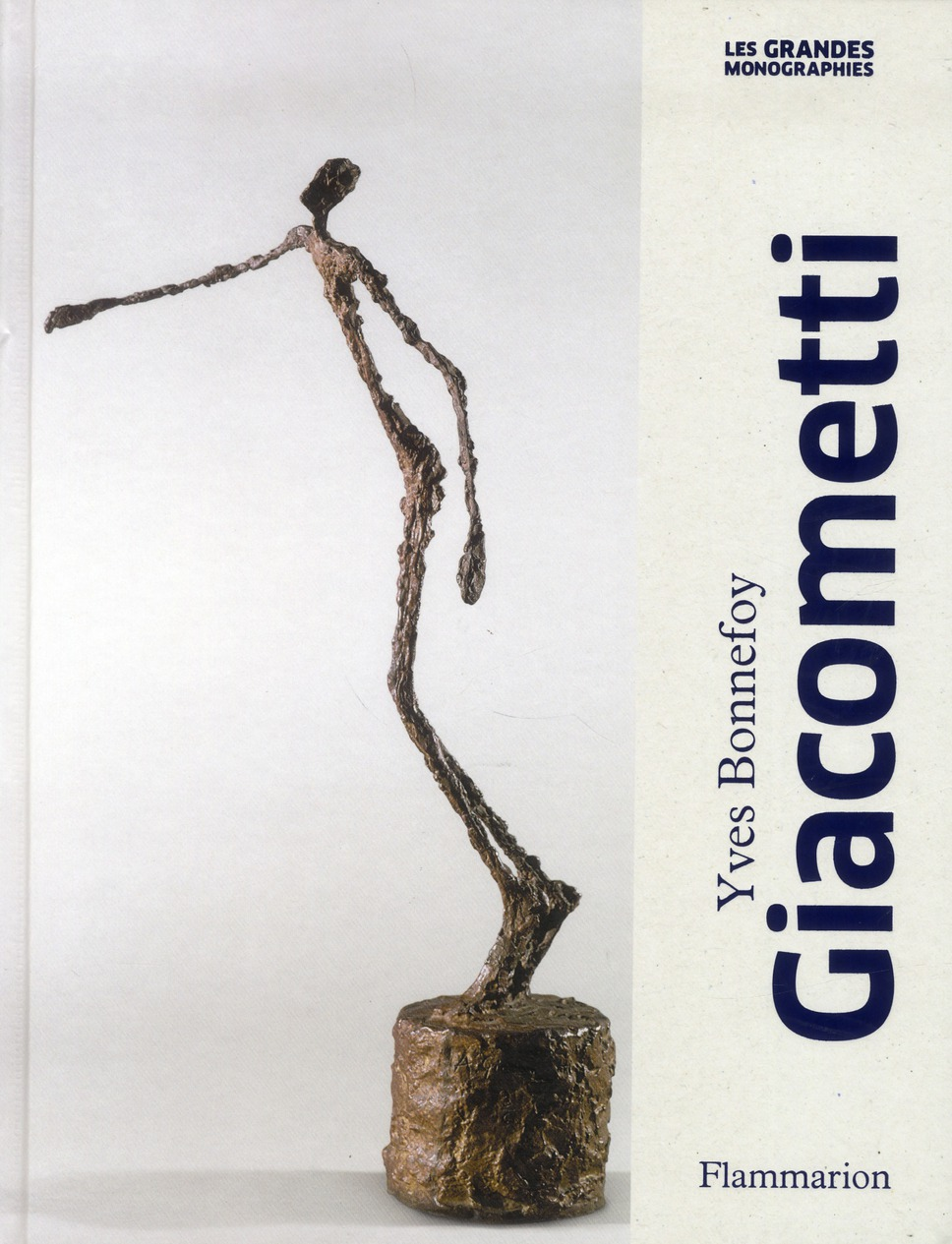 BONNEFOY, YVES - ALBERTO GIACOMETTI