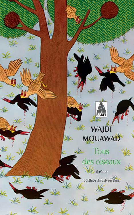 Tous des oiseaux