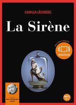 Vente AudioBook : La sirène  - Camilla Läckberg