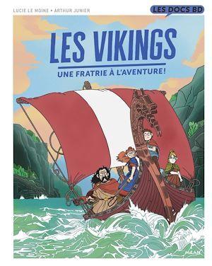 Les vikings ; une fratrie à l'aventure !