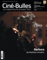 Vente Livre Numérique : Ciné-Bulles. Vol. 35 No. 4, Automne 2017  - Ambre - Michel Coulombe - Zoé Protat - Nicolas Gendron - Marie-Hélène Mello - Luc Laporte-Rainville - Marie Claude Mirandette