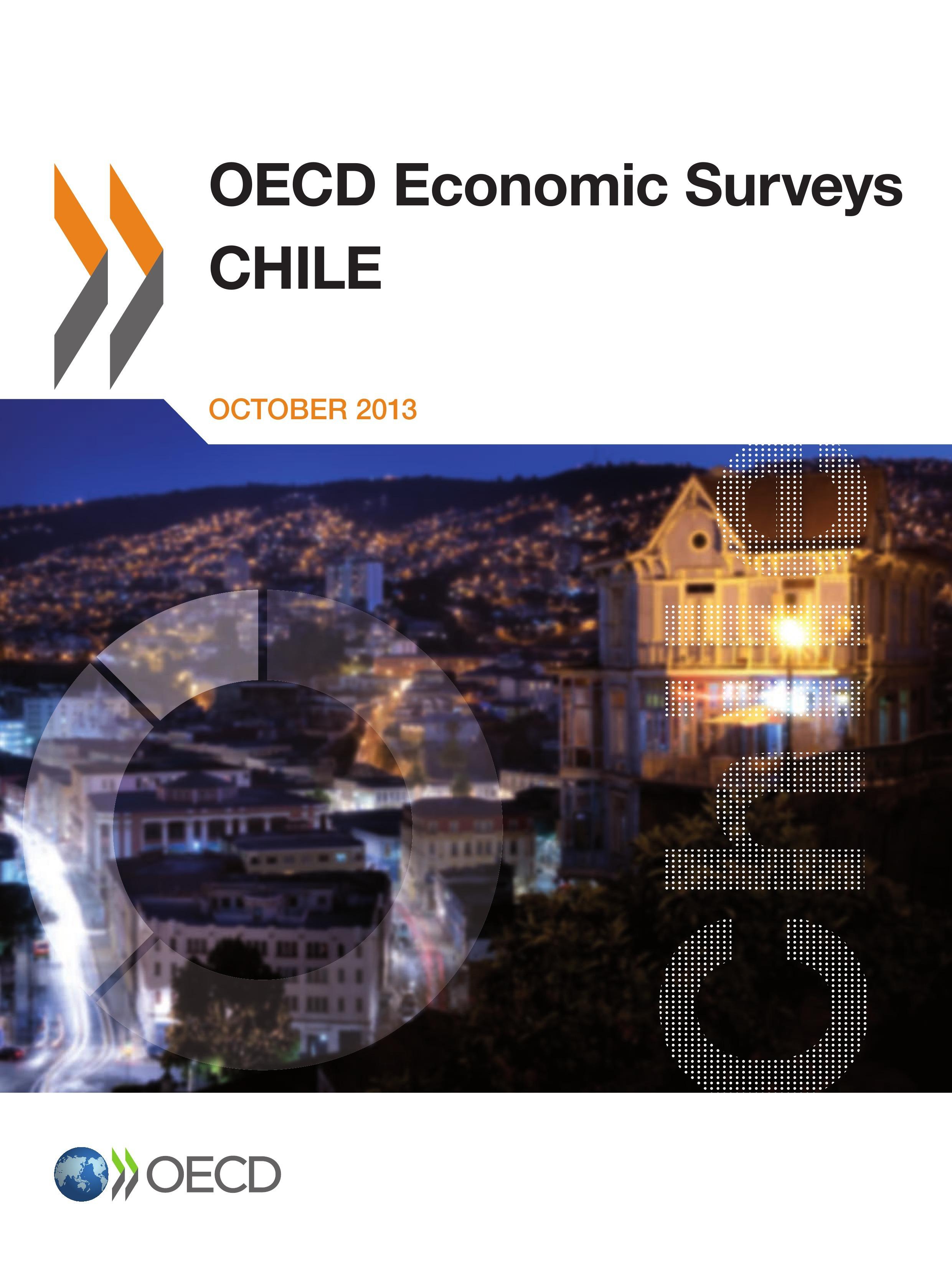 OECD Economic Surveys : Chile 2013