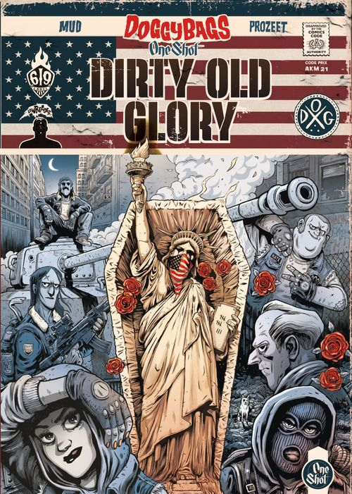 DoggyBags ; dirty old glory