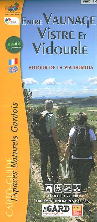 Entre Vaunage, Vistre et Vidourle ; autour de la Via Domitia