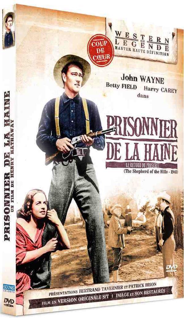 Prisonnier de la haine