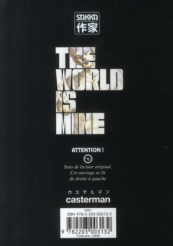 the world is mine t.8