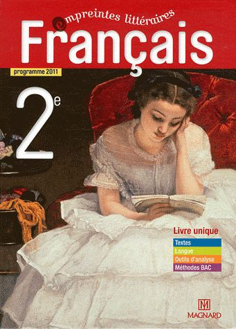 Empreintes Litteraires; Francais ; 2nde