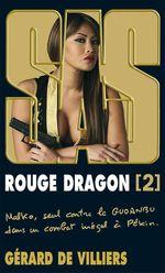 Vente EBooks : SAS 189 Rouge Dragon T2  - Gérard de Villiers