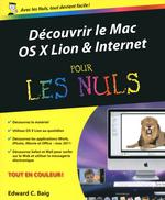 Vente Livre Numérique : Découvrir le Mac OS X Lion et Internet Pour les nuls  - Edward C. BAIG