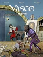 Vasco - tome 28 - I pittori  - Chaillet - Dominique Rousseau - Luc Revillon - Gilles Chaillet - Révillon