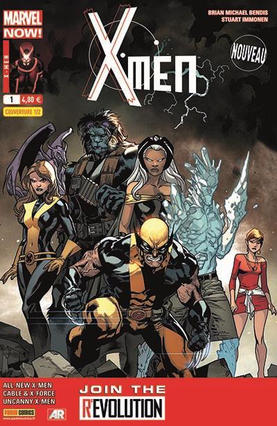 X-Men 2013 001 1/2 (S. Immonen)