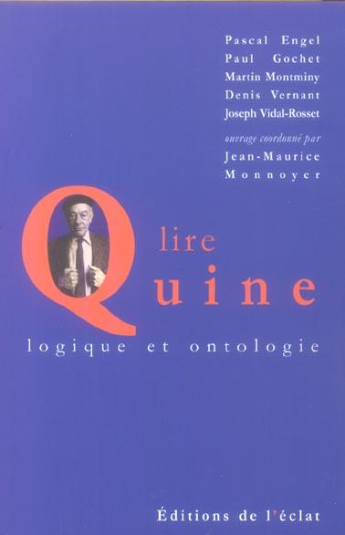 Lire quine