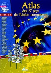 Atlas des 27 pays de l'union européenne