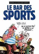 Couverture de Chez gaspard t.2 ; le sport