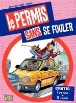 Vente Livre Numérique : Le permis sans se fouler  - Hipo