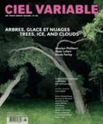 Ciel variable. No. 106, Printemps 2017  - Pierre  Dessureault - Jill Glessing - Philippe - Daniel Fiset - Jacques Doyon - Franck Michel - Francine Paul - Colette Tougas