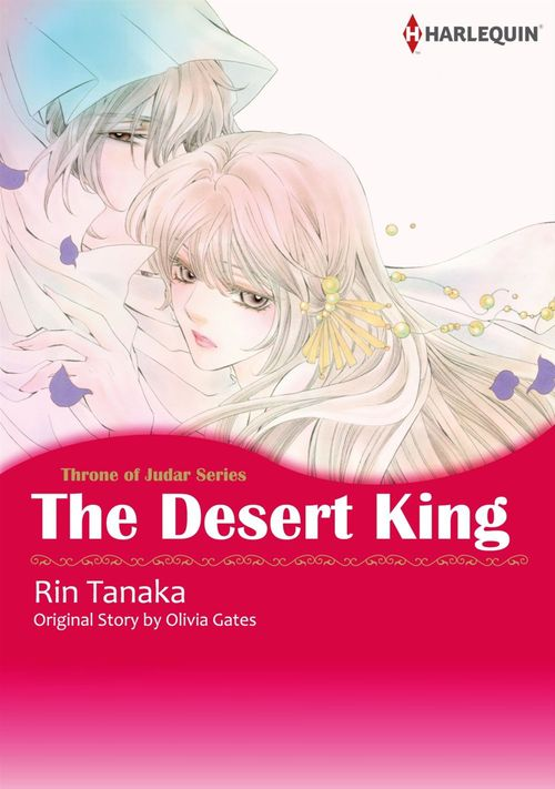 Harlequin Comics: Throne Of Judar - Tome 3 : The Desert King
