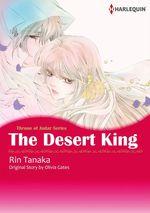 Vente Livre Numérique : Harlequin Comics: Throne Of Judar - Tome 3 : The Desert King  - Rin Tanaka - Olivia Gates