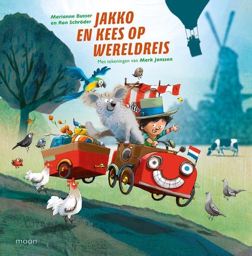 Jakko en Kees op wereldreis