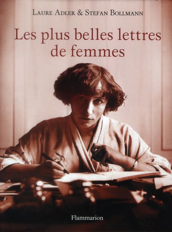 Les plus belles lettres des femmes