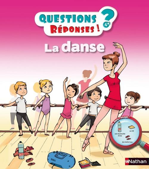 La danse - Questions/Réponses - doc dès 5 ans