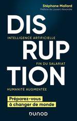 Vente EBooks : Disruption  - Stéphane Mallard