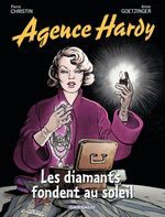 Vente Livre Numérique : Agence Hardy - tome 7 - Les diamants fondent au soleil (7)  - Pierre Christin