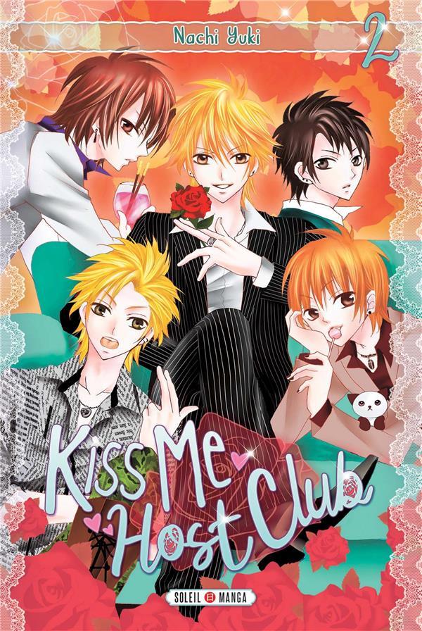 Kiss me host club T.2