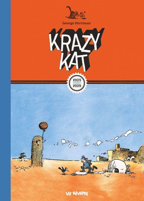 Krazy Kat - 1925-1929, volume 1