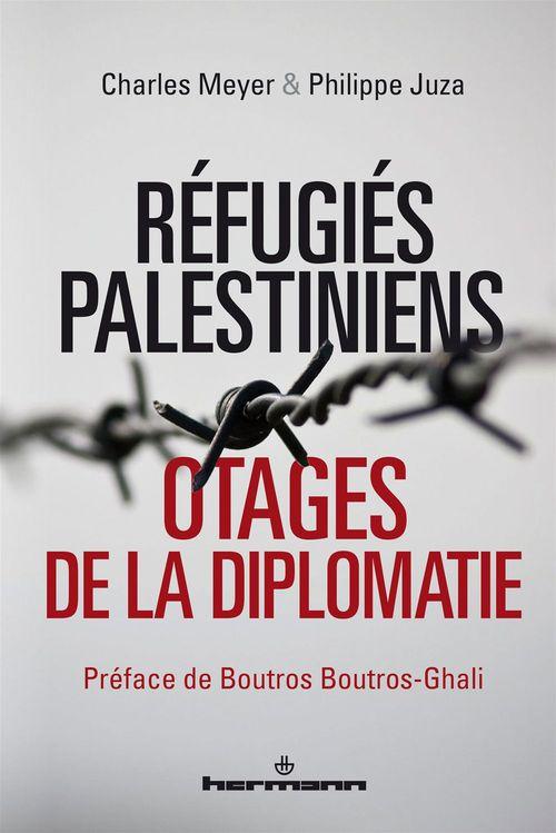 Réfugiés palestiniens ; otages de la haien
