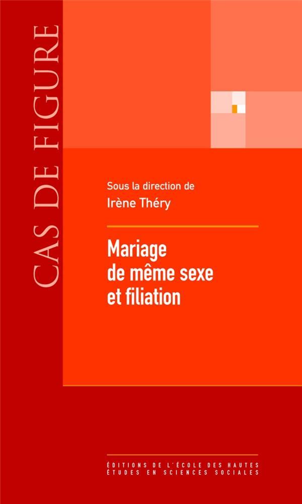 Mariage pour tous et filiation