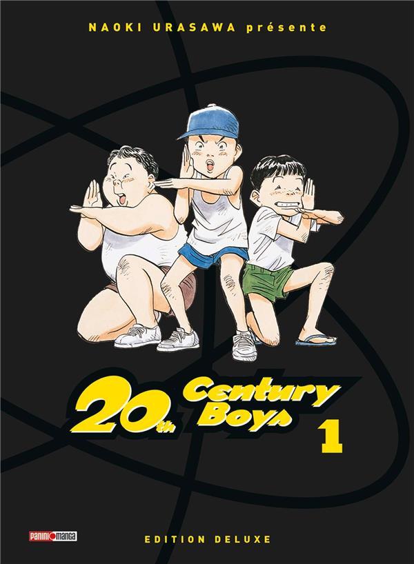 20th Century Boys T.1