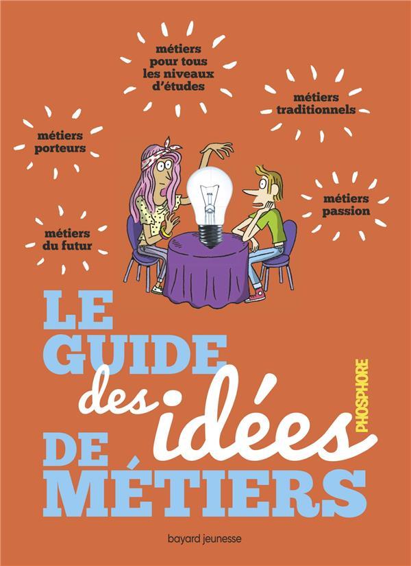 Le guide des métiers (édition 2019/2020)
