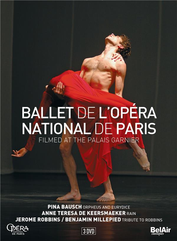 ballet de l'Opéra National de Paris: Orphée et Eurydice - rain - hommage à Jerome Robbins