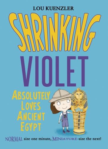 Shrinking Violet Absolutely Loves Ancient Egypt (WT)