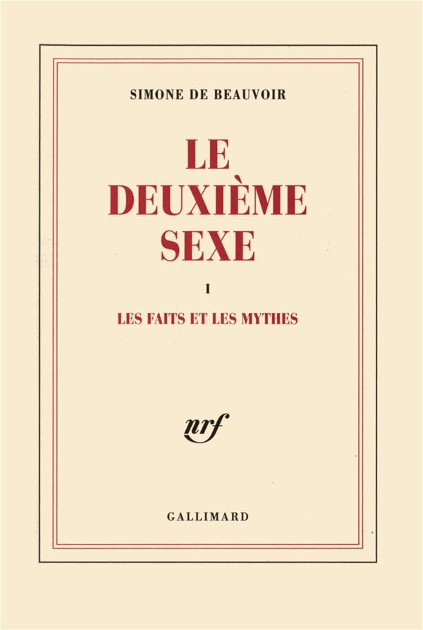 Le Deuxieme Sexe (Les Faits Et Les Mythes) T1