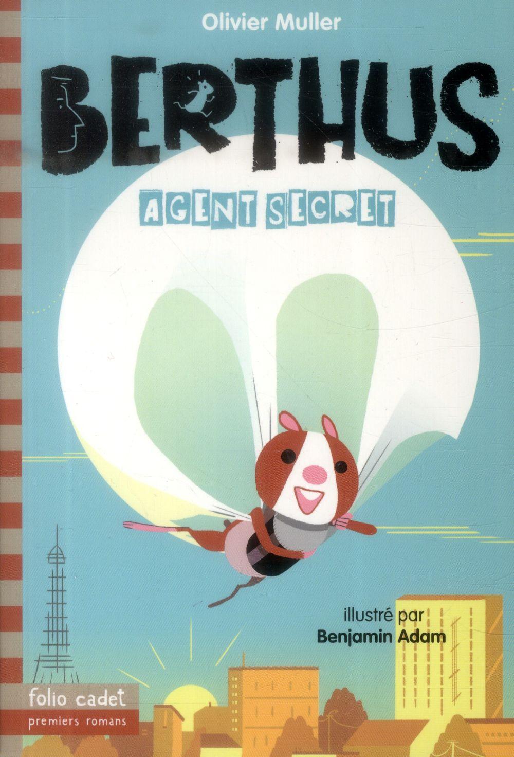 Berthus, agent secret
